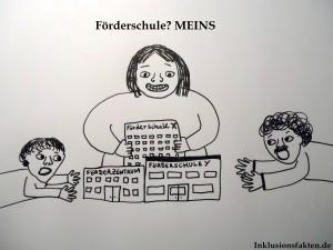 Förderschule MEINS ©Inklusionsfakten.de