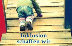 Inklusion Stufen ©Inklusionsfakten