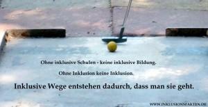 Inklusive Wege © Inklusionsfakten.de