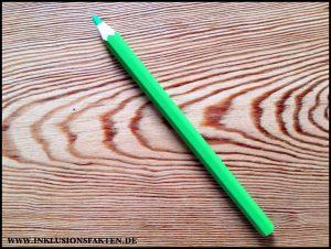Stift ©Inklusionsfakten.de