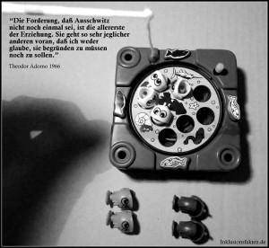 Adorno ©Inklusionsfakten