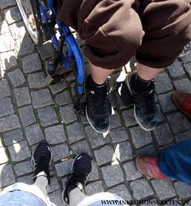 Schuhe ©Inklusionsfakten