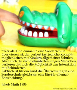 Krokodil Jakob Muth Zitat ©Inklusionsfakten
