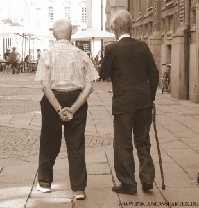 zwei Männer ©Inklusionsfakten